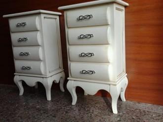 Muebles castellar nuestros trabajos for Muebles coloniales malaga
